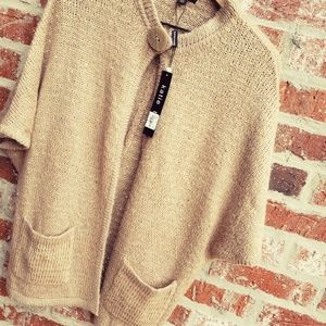 katie todd Sweaters - NWT Batwing Cardigan